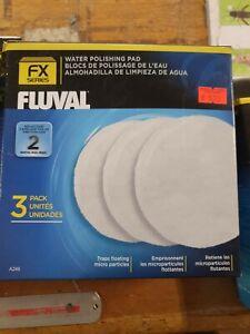 Fluval FX5 Water Polishing Pad, 3 Pack