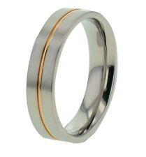 Modeschmuck-Ringe aus Titan für Herren