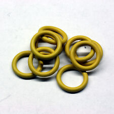 RO1 O-Ring scorta erogatori subacquei 90sh  GIALLI per Poseidon Cressi 10 pezzi