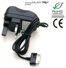 "Fast 2.1A UK Charger For Samsung Galaxy Tab 2 p1000 Tablet PC 10.1"" 7"" 9"" NOTE 8"
