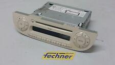 MP3 CD Radio Fiat 500 2008 7646383316 Blaupunkt