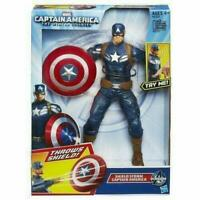 Marvel Captain America The Winter Soldier Shield Storm 20cm Action Figure - NEW
