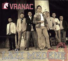 Vranac CD Lazi medene Album 2014 Drazen Zeric Zera Crvena Jabuka Slavonija Hit