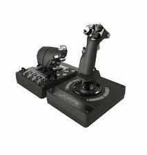 Logitech X56 Hotas (945-000058) Flight Simulation System