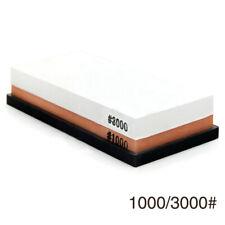 Water Stone Whetstone Knife Sharpener Sharpening Flattening 1000/3000 3000/6000