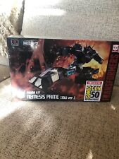 SDCC 2019 Exclusive Flame Nemesis Prime IDW Model Kit New And Unopened