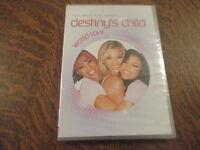dvd destiny's child world tour