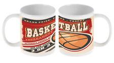Kaffe Tasse Fun Basketball Keramik bedruckt