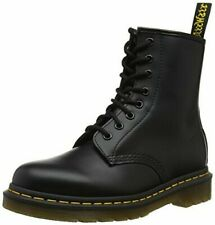 Dr. Martens 1460 Smooth Unisex Stivaletti - Black Smooth, EU 40