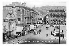 pt3358 - Market Place & Black Bull Hotel , Dewsbury , Yorkshire - photo 6x4