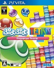 UsedGame PS Vita Puyo Puyo Tetris [Japan Import] FreeShipping