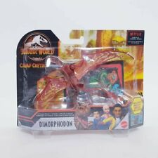 Official Jurassic World Dimorphodon Camp Cretaceous Attack Pack Mattel