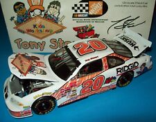 Tony Stewart 2000 Home Depot Kids Workshop #20 Pontiac Grand Prix 1/24 NASCAR