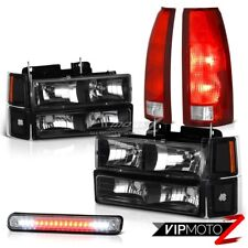 1994-1998 Chevy Truck Z71 3RD Brake Lamp Tail Lights Headlamps Signal Parking