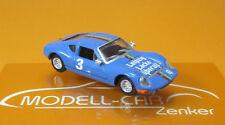 Brekina 27408 Melkus RS 1000 Nr.3 blau Lacufa Starline Scale 1 87