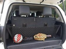 Envelope Style Trunk Cargo Net for Toyota 4Runner 3 Row Model Only 2010-2018
