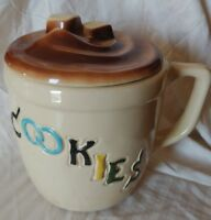 American Bisque Hot Chocolate Cookie Jar