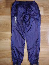Adidas Originals 90's Vintage Track Pants Trousers Nylon Hype Purple Shiny