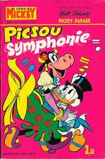 Mickey Parade - Journal de Mickey N° 1121 Bis - E.O. 30 Septembre 1973 - BE