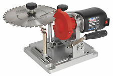 SMS2003 Sealey Saw Blade Sharpener - Bench Mounting 110W [Miscellaneous]