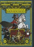 DVD The Adventures of Baron Munchausen 20th Anniversary Edition PG