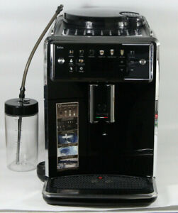 SAECO Xelsis SM 7580/00 Kaffeevollautomat Klavierklack Schwarz - inkl. MwSt.