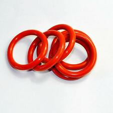 33mm Tube Dampers Silicone Ring ft 6L6G 6L6GC 6CA7 6L6GCR tube Audio amps 100pcs