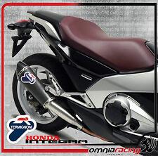 Termignoni H105080CC - Honda NC 700 Integra 12> Scarico Carbonio Omologato 80dB