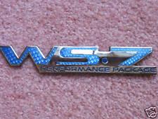 NEW Pontiac Trans Am Blue WS7 Emblem (1)