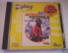 ACTUA SOCCER 3 gioco pc originale sport calcio completo