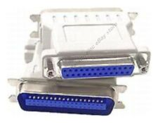 DB25pin Female~Centronics 36c Male Parallel/Printer/LPT1 cable/cord/wire Adapter