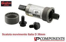 SCATOLA/PERNO MOVIMENTO CENTRALE VP BSA L/110,5mm PER BICI 20/24/26 MTB MOUNTAIN