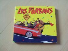CD  LES FORBANS le best of tubes