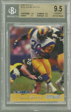 Jerome Bettis 1993 Pro set #226 Rookies  Notre Dame Pittsburg Steelers BGS 9.5