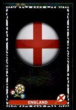 Panini Euro 2012 Event Kick Off - Badge (England) No. 10