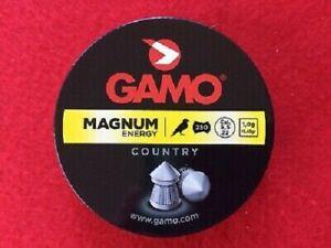 Gamo Magnum Energy .22/5.50mm AirGun Pellets (250ct)  Free P & P