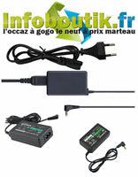 AC Adaptateur, Chargeur secteur d'alimentation pour PSP