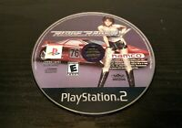 Ridge Racer V - Sony PlayStation 2, 2000 - Disk Only