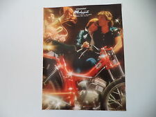 advertising Pubblicità 1976 MALAGUTI FIFTY 50