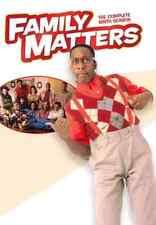 Familia Matters: Temporada 9 (3 Discs 1997) - jaleel White, Reginald veljohnson