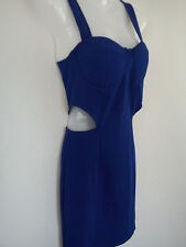 NICE SEXY PARTY MISSGUIDED WOMENS LADIES DRESS SIZE 8 (0.2)
