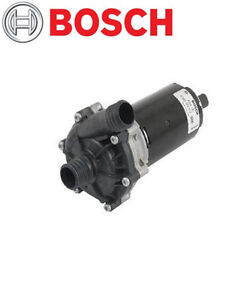 For Mercedes W203 W215 W230 Engine Auxiliary Water Pump 6.0L BOSCH 0392022010