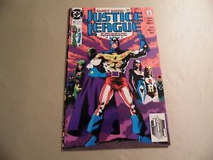 Justice League America #47 (DC 1991) Free Domestic Shipping