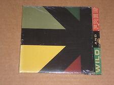 ZIGGY MARLEY - WILD AND FREE - CD NUOVO (SEALED)