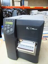 Zebra Z4M PLUS Z4M00-2004-0000 Thermo 203 LPT RS232 Thermo Label Printer Drucker