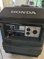 Honda Inverter Generator Eu3000is