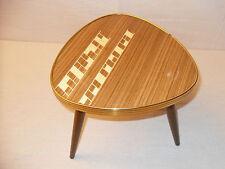 Vintage 50er 60er Rockabilly Midcentury Nierentisch Blumenhocker Beitisch Tisch