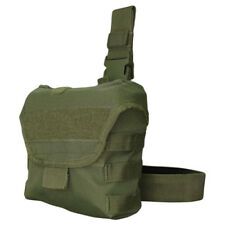 CONDOR TACTICAL DROP LEG DUMP POUCH MAG STORAGE MOLLE POCKET HUNTING OLIVE DRAB