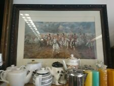 Large Military Print The Charge of The Light Brigade