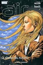 Air (Planeta DeAgostini) completa 5 volumi DC Vertigo nuova